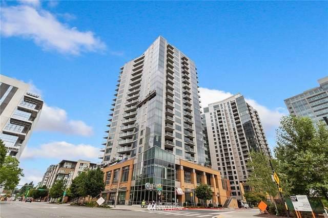 10610 NE 9th Place #1701, Bellevue, WA 98004 (#1813249) :: Alchemy Real Estate