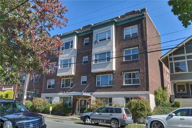 214 Summit Avenue E #305, Seattle, WA 98102 (#1813268) :: Simmi Real Estate