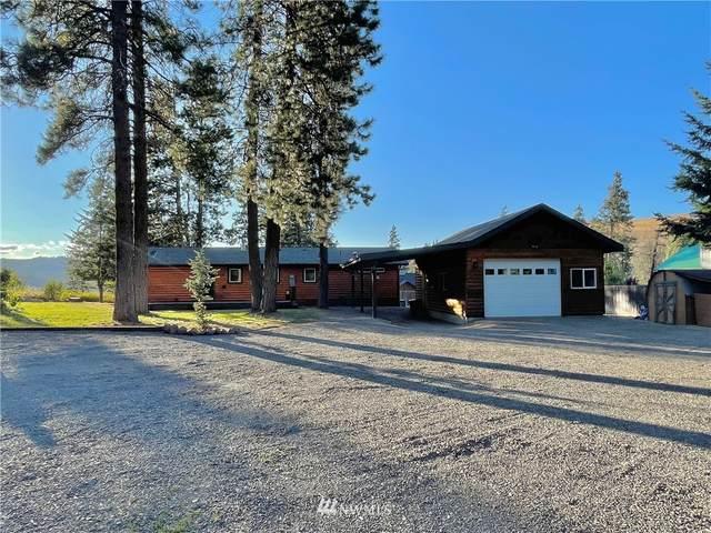 1541 Twin Lakes Road, Cle Elum, WA 98922 (#1813301) :: NW Homeseekers