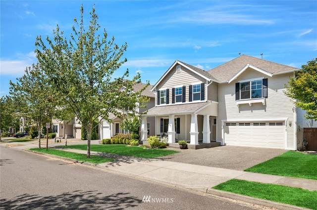 33910 SE Odell Street, Snoqualmie, WA 98065 (#1813310) :: Ben Kinney Real Estate Team
