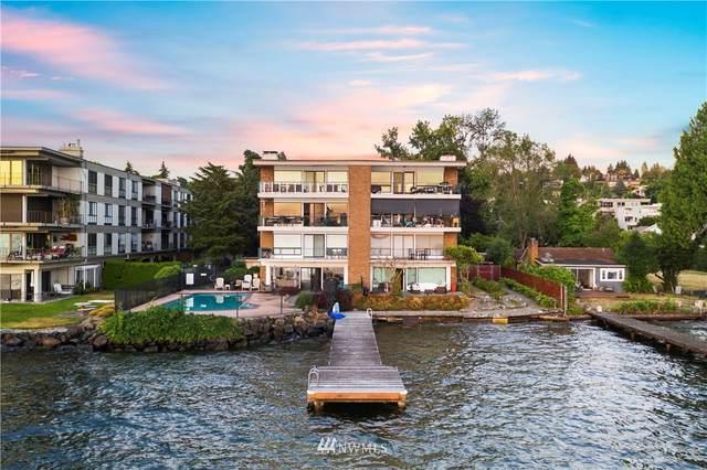 6225 Lake Washington Boulevard #402, Kirkland, WA 98033 (#1813348) :: Ben Kinney Real Estate Team