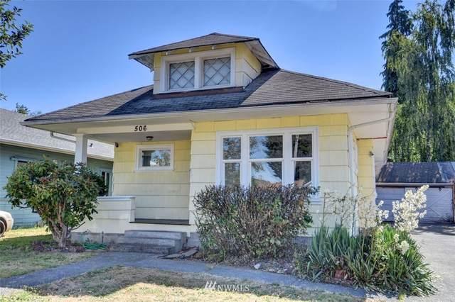 506 S Rock Street, Centralia, WA 98531 (#1813449) :: Pickett Street Properties