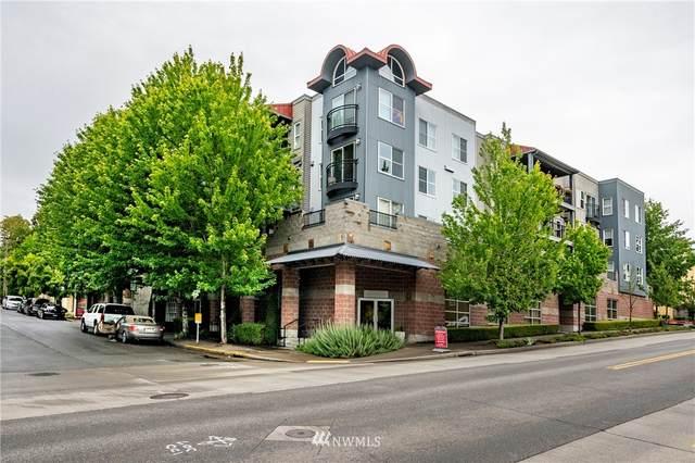 600 N 85Th Street #411, Seattle, WA 98103 (#1813452) :: Stan Giske
