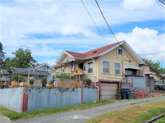 1015 S 46th Street, Tacoma, WA 98418 (#1813475) :: Better Properties Lacey