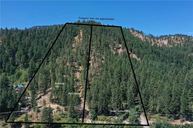 11034 Chumstick Highway, Leavenworth, WA 98826 (#1813503) :: Pacific Partners @ Greene Realty
