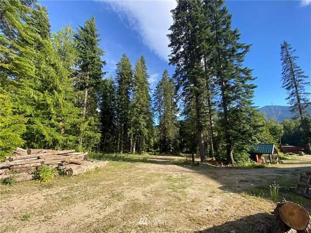 0 Brown Road, Leavenworth, WA 98826 (#1813509) :: Ben Kinney Real Estate Team