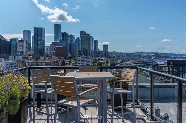 2721 1st Avenue #804, Seattle, WA 98121 (#1813563) :: Icon Real Estate Group