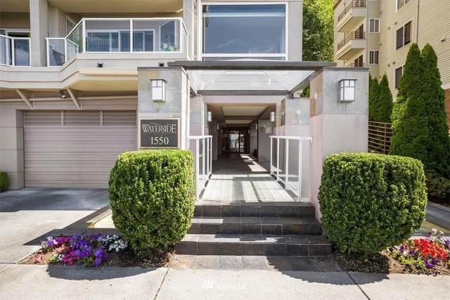 1550 Alki Avenue SW #602, Seattle, WA 98116 (#1813627) :: Better Properties Real Estate