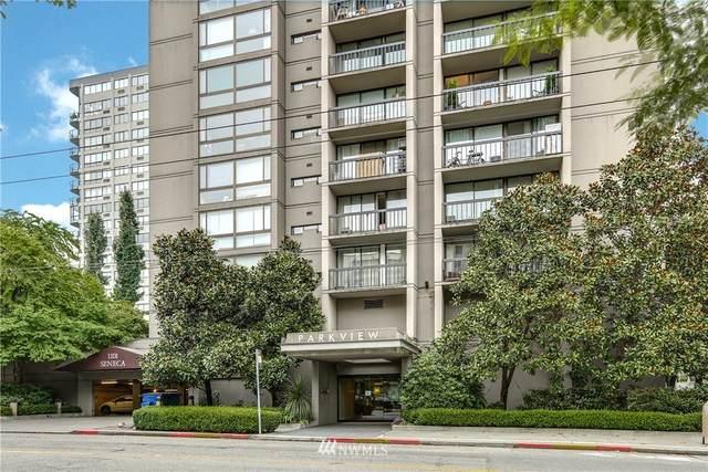 1101 Seneca Street #1503, Seattle, WA 98101 (#1813637) :: Icon Real Estate Group