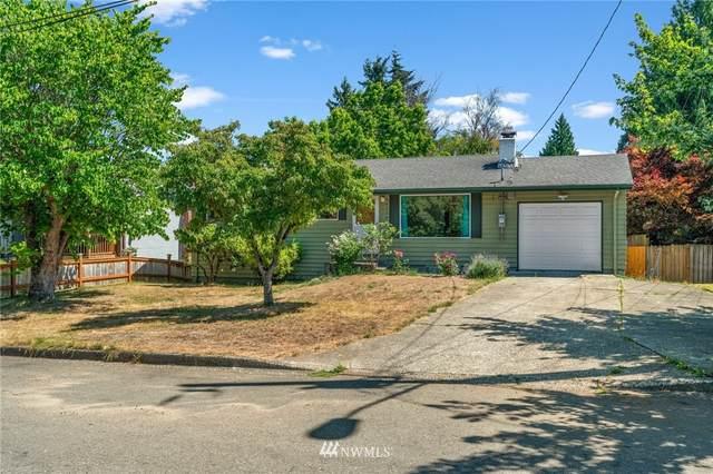 14138 34th Place, Tukwila, WA 98168 (#1813643) :: Ben Kinney Real Estate Team