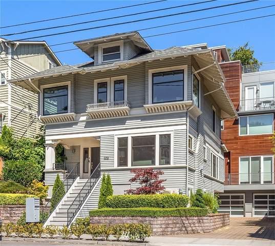 1108 10th Avenue E, Seattle, WA 98102 (#1813662) :: The Kendra Todd Group at Keller Williams
