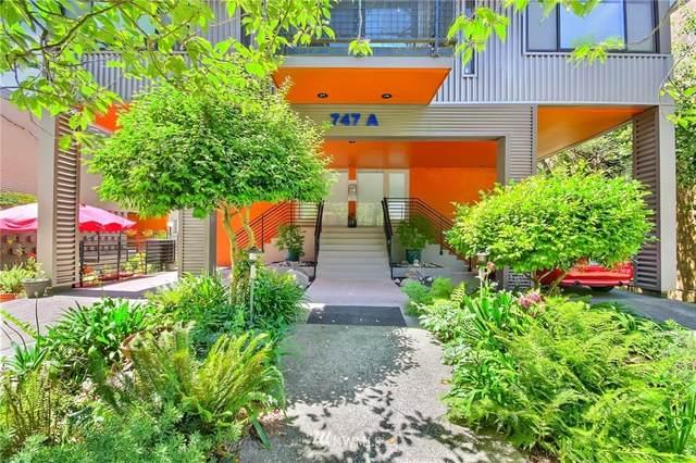 747 Belmont Place E 301A, Seattle, WA 98102 (#1813698) :: Icon Real Estate Group