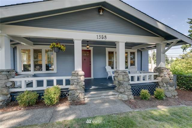 1358 N 167th Street, Shoreline, WA 98133 (MLS #1813731) :: Community Real Estate Group