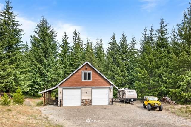 911 Fs Road 4517, Cle Elum, WA 98922 (#1813781) :: Ben Kinney Real Estate Team