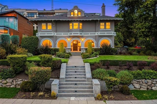 170 Prospect Street, Seattle, WA 98109 (#1813816) :: Mike & Sandi Nelson Real Estate