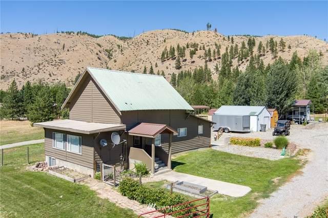 11574 Entiat River Road, Entiat, WA 98822 (#1813832) :: Better Properties Real Estate