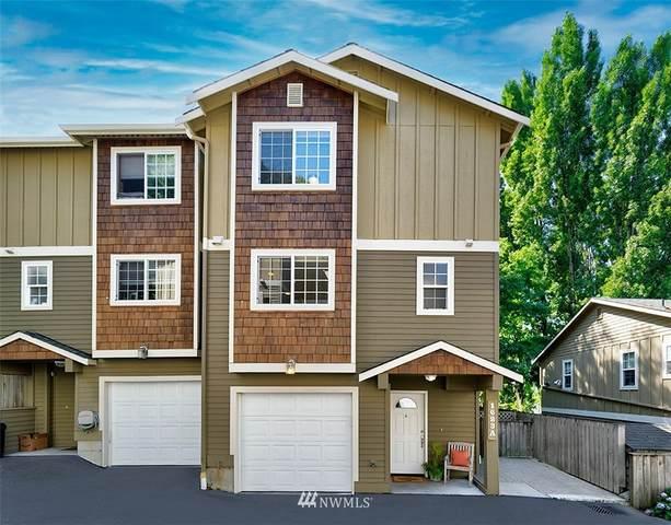 1623 S Weller Street A, Seattle, WA 98144 (#1813875) :: Keller Williams Realty