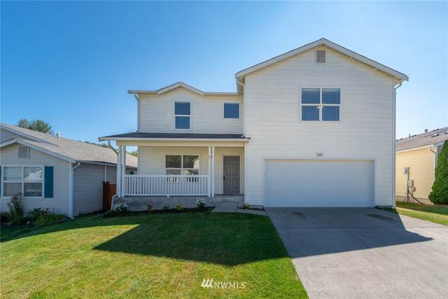 14915 94th Avenue Court East, Puyallup, WA 98375 (#1813927) :: Keller Williams Realty