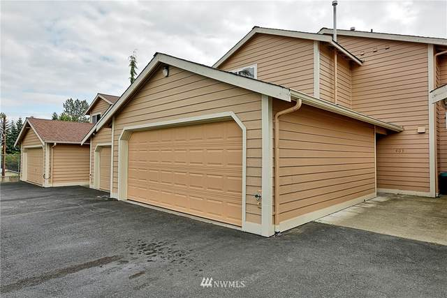 8205 Spokane Drive #403, Everett, WA 98203 (#1813983) :: Ben Kinney Real Estate Team