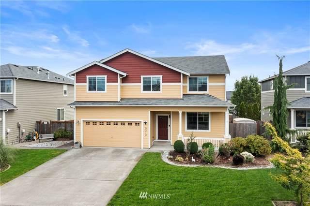 9212 Carys Street SE, Yelm, WA 98597 (#1814004) :: NW Home Experts