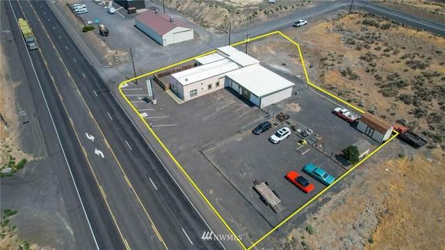 998 Basin Street NW, Ephrata, WA 98823 (#1814059) :: Keller Williams Realty