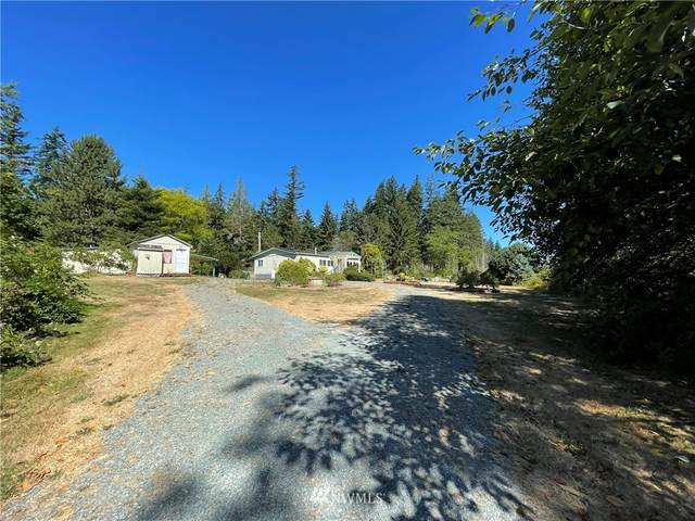 401 Evergreen Park Road, Camano Island, WA 98282 (#1814113) :: Ben Kinney Real Estate Team