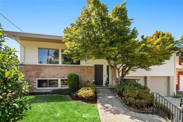 14027 Sunnyside Avenue N, Seattle, WA 98133 (#1814156) :: Ben Kinney Real Estate Team