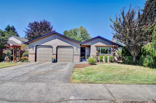 208 NW 106 Street, Vancouver, WA 98685 (#1814206) :: Pacific Partners @ Greene Realty