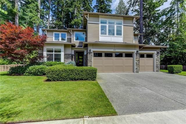 1607 233rd Street SE, Bothell, WA 98021 (#1814259) :: Ben Kinney Real Estate Team