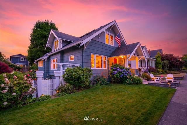 7025 23rd Avenue NW, Seattle, WA 98117 (#1814346) :: Ben Kinney Real Estate Team