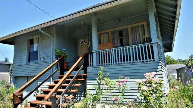 206 N E Street, Aberdeen, WA 98520 (#1814393) :: Better Properties Real Estate