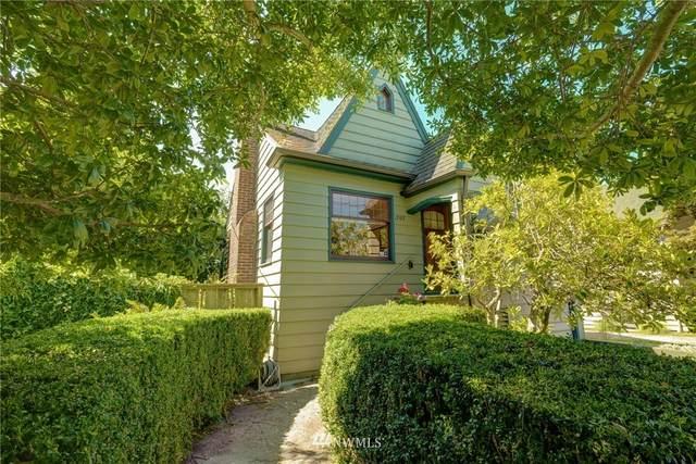 1707 NW 67th Street, Seattle, WA 98117 (#1814449) :: Keller Williams Realty