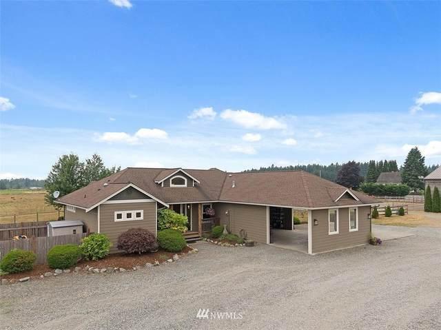 40207 256th Street SE, Enumclaw, WA 98022 (#1814467) :: Ben Kinney Real Estate Team