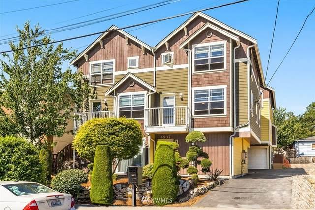 4507 Woodland Park Avenue N B, Seattle, WA 98103 (#1814470) :: Northern Key Team