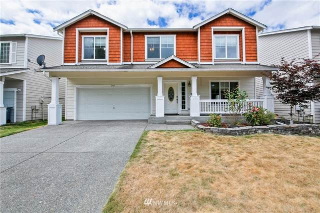 13614 117th Avenue E, Puyallup, WA 98374 (#1814528) :: Ben Kinney Real Estate Team