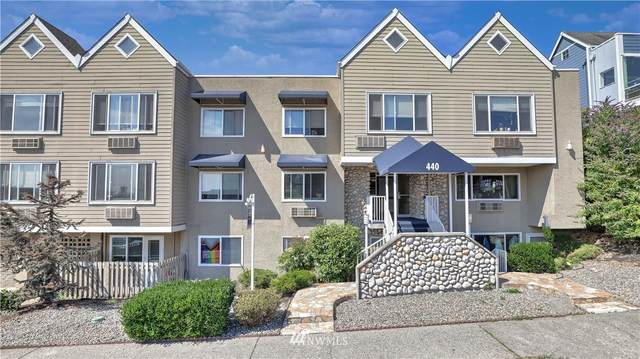 440 St Helens Avenue #205, Tacoma, WA 98402 (#1814580) :: Priority One Realty Inc.
