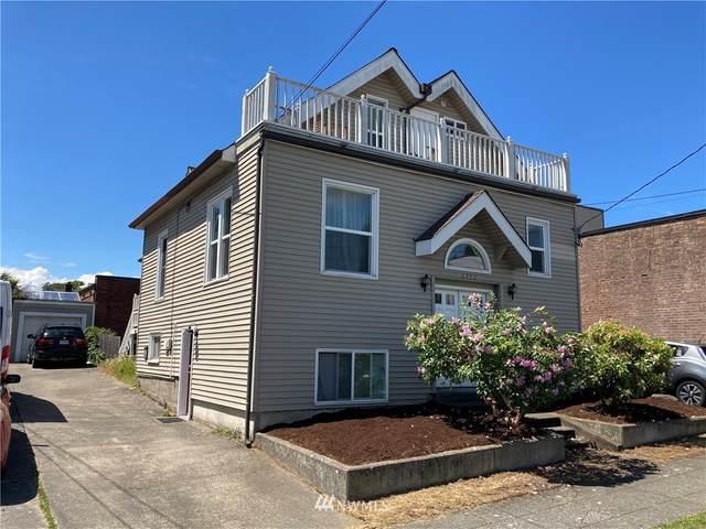 6753 14th Avenue NW, Seattle, WA 98117 (#1814594) :: Ben Kinney Real Estate Team