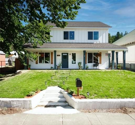 308 W 3rd Street, Cle Elum, WA 98922 (MLS #1814600) :: Nick McLean Real Estate Group