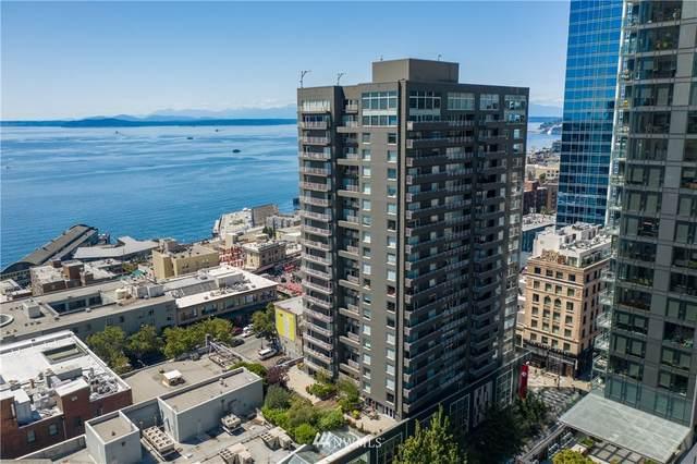 1415 2nd Avenue #1405, Seattle, WA 98101 (#1814665) :: Simmi Real Estate