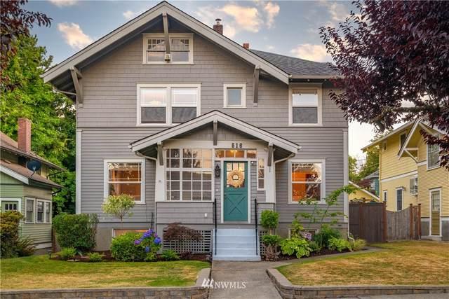 516 N Cushman Avenue, Tacoma, WA 98403 (#1814694) :: Ben Kinney Real Estate Team