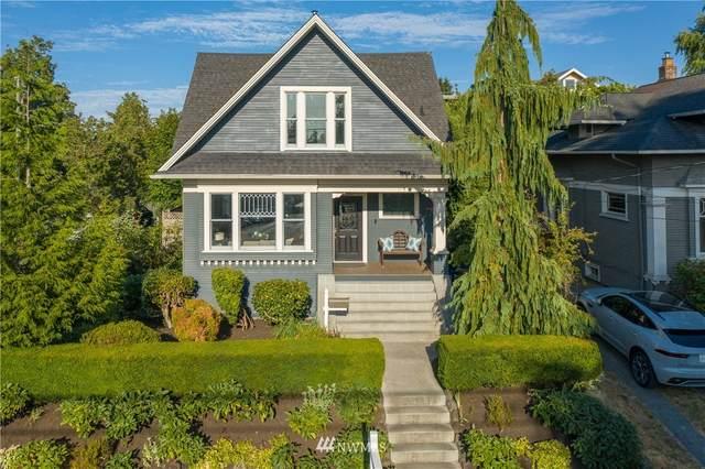 1722 1st Avenue N, Seattle, WA 98109 (#1814807) :: NextHome South Sound