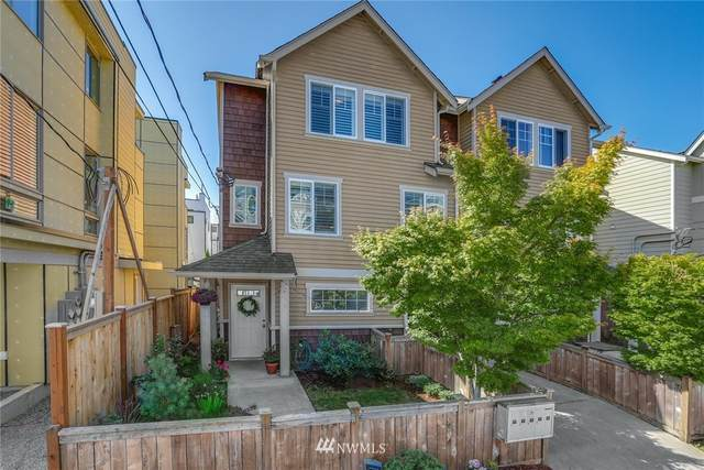 2643 NW 59th Street A, Seattle, WA 98107 (#1814883) :: NextHome South Sound