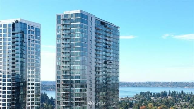 650 Bellevue Way NE #3905, Bellevue, WA 98004 (#1814975) :: Ben Kinney Real Estate Team