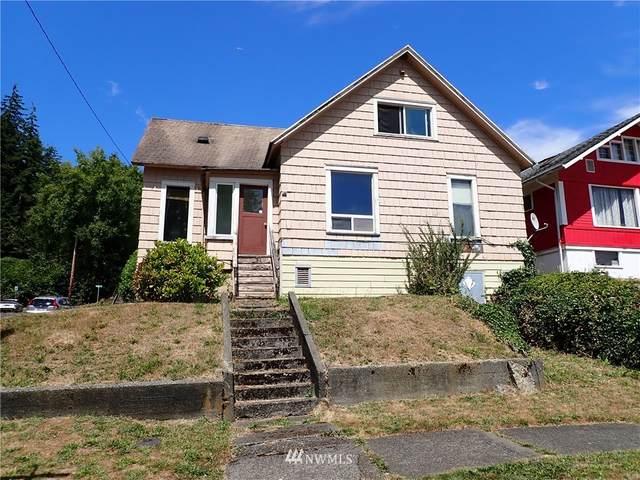 402 Burleigh Avenue, Aberdeen, WA 98520 (#1815017) :: Ben Kinney Real Estate Team
