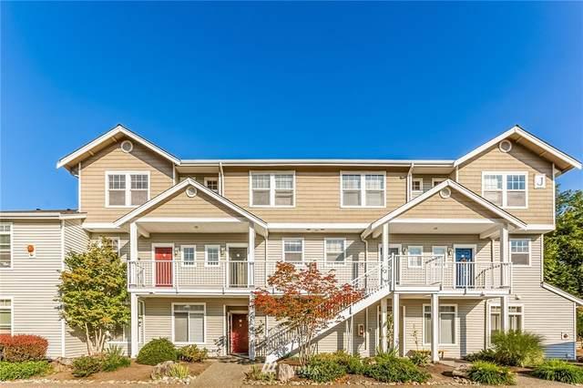 5400 Harbour Pointe Boulevard J202, Mukilteo, WA 98275 (#1815104) :: Ben Kinney Real Estate Team