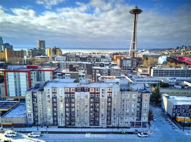 699 John Street #401, Seattle, WA 98109 (#1815125) :: Keller Williams Realty