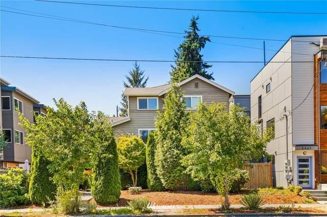 5453 Fauntleroy Way SW, Seattle, WA 98136 (#1815131) :: NextHome South Sound