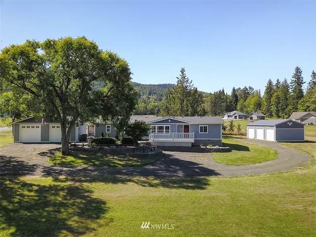 851 Mcfarland Drive, Sequim, WA 98382 (#1815179) :: Ben Kinney Real Estate Team
