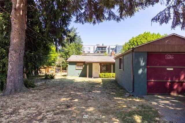 536 N 84th Street, Seattle, WA 98103 (#1815301) :: NW Homeseekers