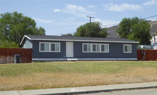 122 A Street, Grand Coulee, WA 99133 (#1815490) :: Ben Kinney Real Estate Team